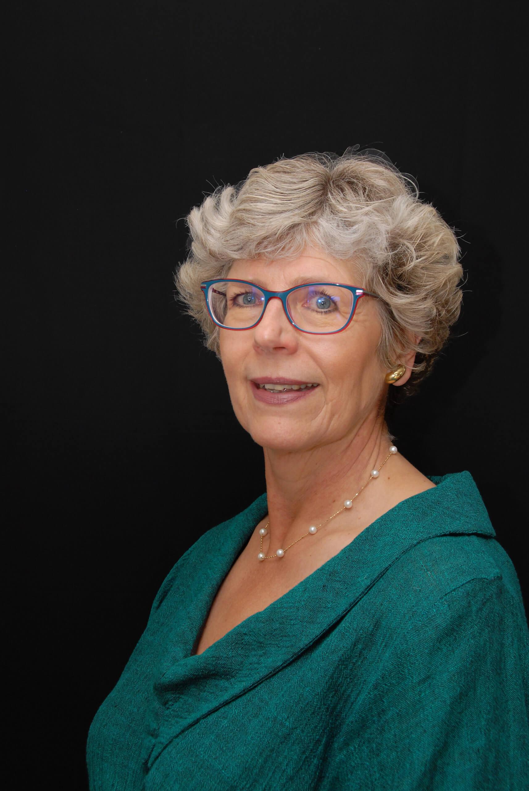 headshot of Ingrid Wren